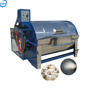 China Industrial tunnel sheep wool scouring washing washer machine for sale