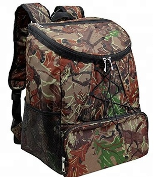 5fba3a851a03 Large Insulated Padded Backpack Cooler Camouflage Thermal Camping Hiking  Backpack Cooler Bag For Travel Picnic - Buy Large Insulated Padded Backpack  ...