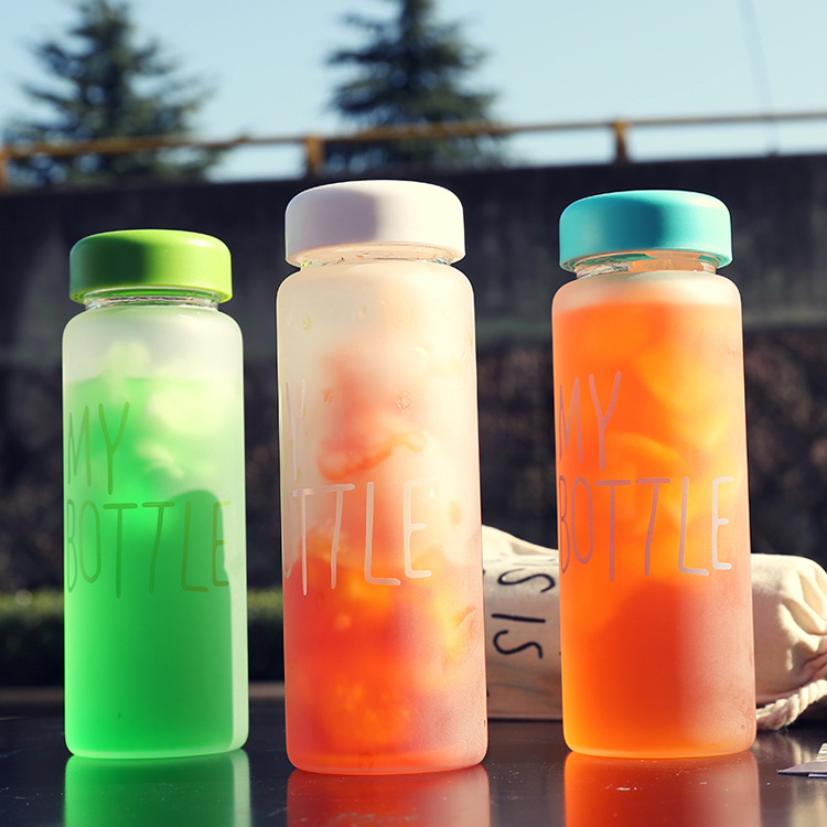 Wholesale My Bottle 500ML Fashion Style Plastic Water Bottle фото