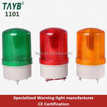 1101 Customize Led Flashing Garage Door Warning Light Solar Aviation