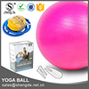 Colourful Eco Friendly Anti Burst PVC Inflatable Yoga Message Ball
