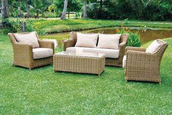 Garden Furniture France ms-327 pe rattan cheap garden furniture france - buy garden