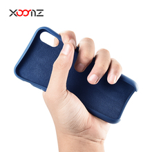 Amazon Hot Selling OEM Silicone Case Back Cover for iPhone 8