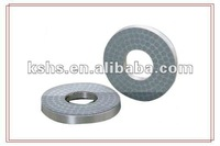 Resin bond double disc surface diamond grinding disc