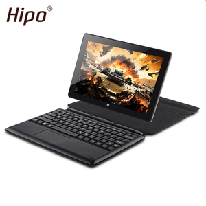 High Quality 10.1 inch 2 in 1 Dual OS Win 10 Android system tablet pc with keyboard