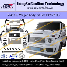 GBT design W463 G63 G65 AMG body kit for mercedes G55 g500