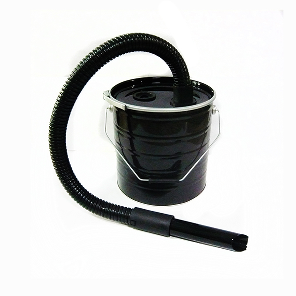 18L Round Black Ash Vacuum <strong>Cleaner</strong> without Motor