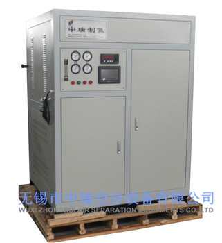 nitrogen generator with automatic on-off service