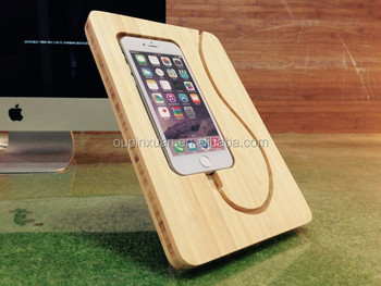 New Fashion Design Bamboo Universal Device Phone Stand Beautiful Bamboo Cell Phone Holder Buy Cell Phone Holder Phone Holder Phone Stand Product On