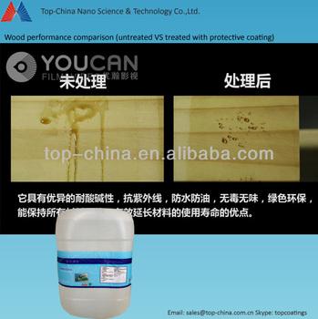 Non Toxique Transparente Nano Bois Protection Peinture  Buy Product