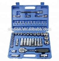 "60 pcs 1/2"" drive Socket wrench Set / Household tools set"