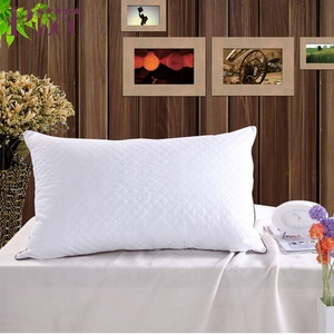 Top Quality Promotional Wholesale Queen Feather Goose Down Filled Pillow