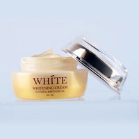 new products 2016 cosmetic production line natural herbal face whitening cream ingredient for black skins