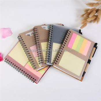 creative memo pad notepad sticky notes stationery diary notebook