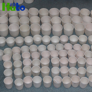 Chinese Supplier Factory Made High Quality Hot Sale Fire Cla Filtering Boron Nitride Crucible