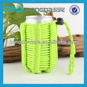 Wholesale Paracord Supplies customization water bottle holder