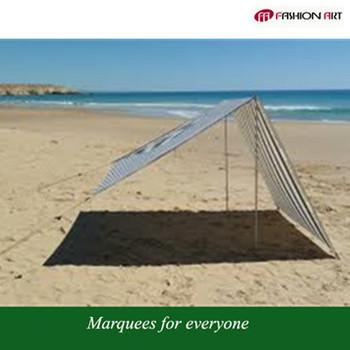 new sun protective Canvas Beach Tent / Sun shade & New Sun Protective Canvas Beach Tent / Sun Shade - Buy Beach Sun ...