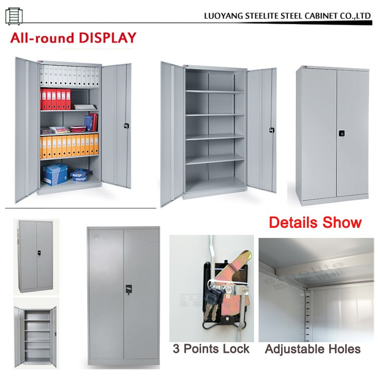 factory price swing door laboratory chemical steel storage cabinets metal file cabinet cheap metal cabinet for