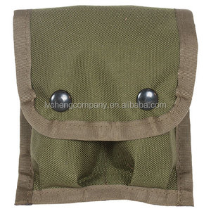 Tactical Hunting 9MM Double Mag Pouch Assault Ammo Pouch