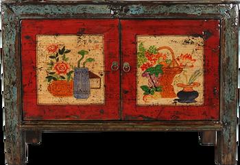 Geleneksel çin Mobilya Eski Mobilya çin Antik Boyama Mobilya Sıkıntı