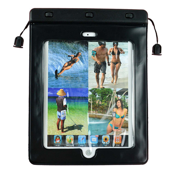 General popular waterproof phone bag case unbreakable protective case for ipad air 2
