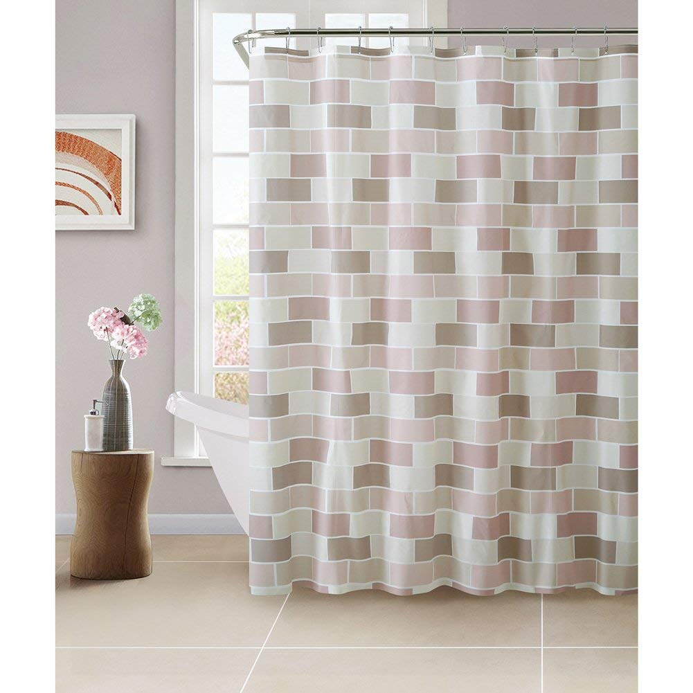 Cheap Pink And Brown Shower Curtain Find Pink And Brown Shower