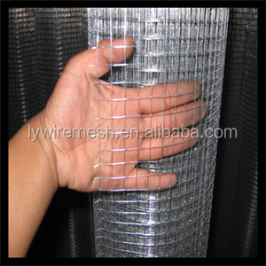 Anping factory cheap galvanized welded rabbit cage wire mesh