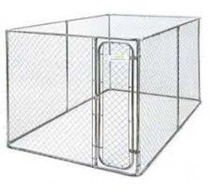 Manufacturer dog kennels cages large outdoor durable dog house anti-rust kennels for dog