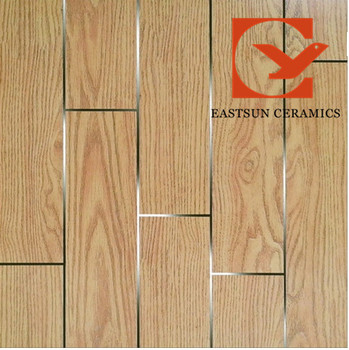 Wood Finish Ceramic Tile