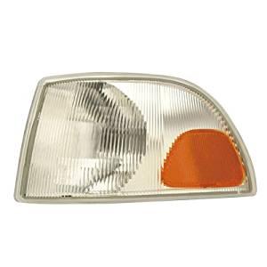1998-2002 Volvo C70 & 1998-2000 S70, V70 Corner Park Light Turn Signal Marker Lamp Left Driver Side (1998 98 1999 99 2000 00 2001 01 2002 02)