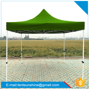 Quick Easily Foldable 10 x 10 ft Sun Bay Canopy