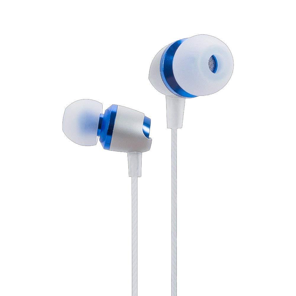 Jytrading 2018 New Metal Headphones, Highly Stereo Bass Music In-Ear Wire Headphone Headset Universal 3.5mm Earphone