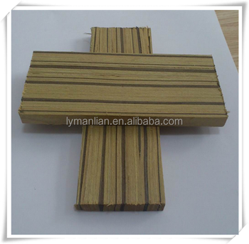 Furniture Grade Recon Wood Zebrano Timber