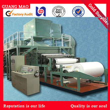 Good quality waste paper recycling making machine and A4 photocopy paper making machine wholesale with 2-60T/D capacity