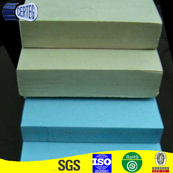 Extrusion Material Polystyrene Foam Sheet XPS 100mm