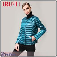 basic waterproof winter down jacket for men and women