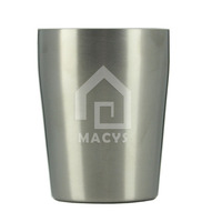 250ml/8oz vacuum insulated stainless steel glass