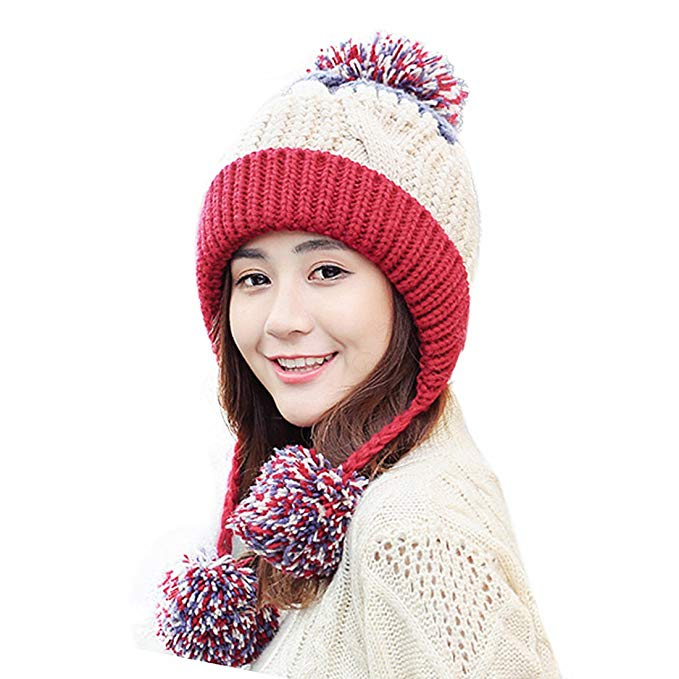 90621a3b009 China Winter Ear Hat