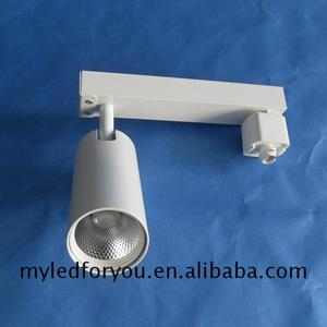 High quality cob track light global lighting 240V good led 60W track light