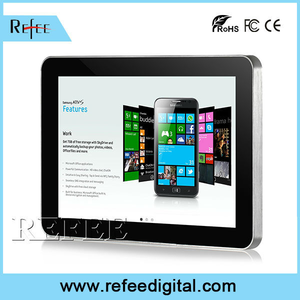 10 To 55 inch Ipad style Android advertising display 2012