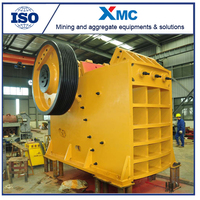 Jaw Crusher XMC brand stone crusher machine price