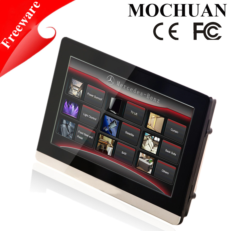 multi touch tft lcd Modbus programmable 7 inch touch screen monitor hmi