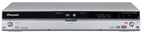 Pioneer DVR-640H-S DVD Recorder with 160GB DVR