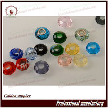 blown hollow glass beads for jewelry