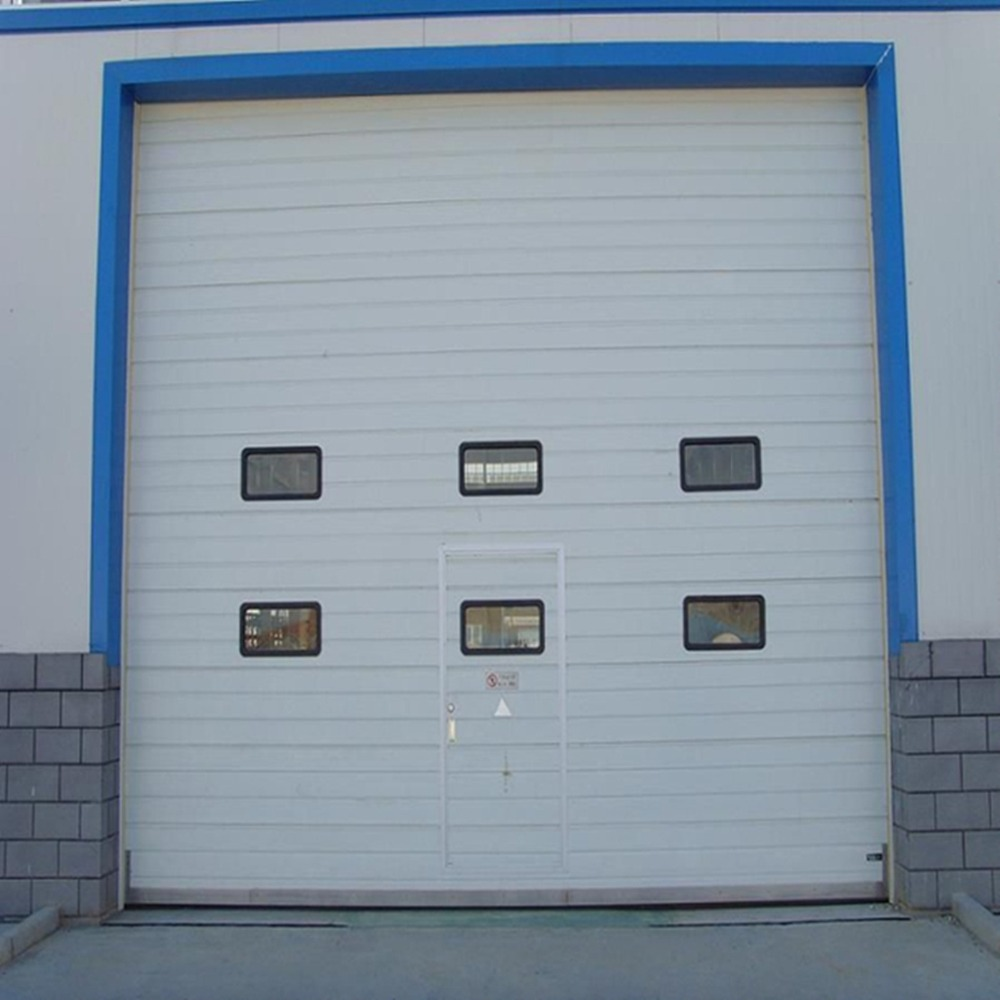 Mecanismo aislado puerta de garaje seccional puerta de - Mecanismo puerta garaje ...