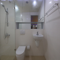 Hot Selling prefabricated modern cheap bathroom pods bathroom unit prefabricated