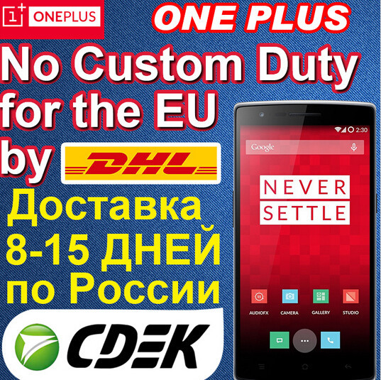 oneplus one 64GB 4G FDD LTE Mobile Phone 3GB RAM smart phone hot selling now.