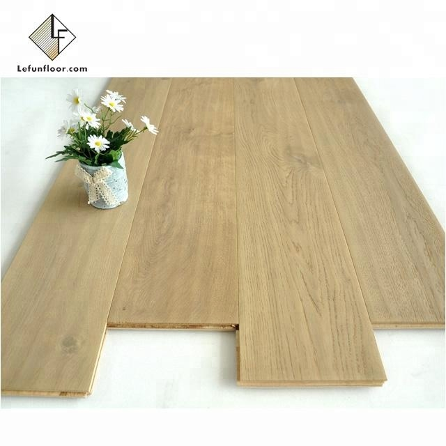 Non Slip Oak Used Hardwood Flooring For