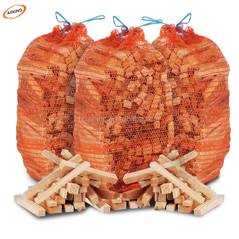 Manufacturer Supply Firewood Mesh Bag Net Bags For Product On Alibaba
