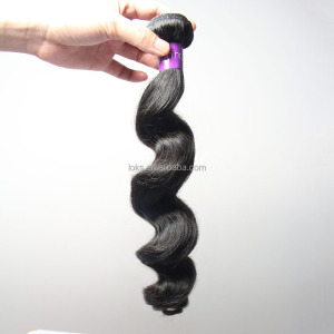 Tangle & Shedding free dyeable virgin body wave burmese shaving pubic hair